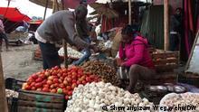 Äthiopien Offener Markt in Hawassa