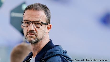Eintracht Frankfurt sporting director Fredi Bobic