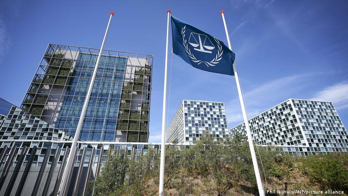 Niederlande Internationaler Strafgerichtshof in Den Haag