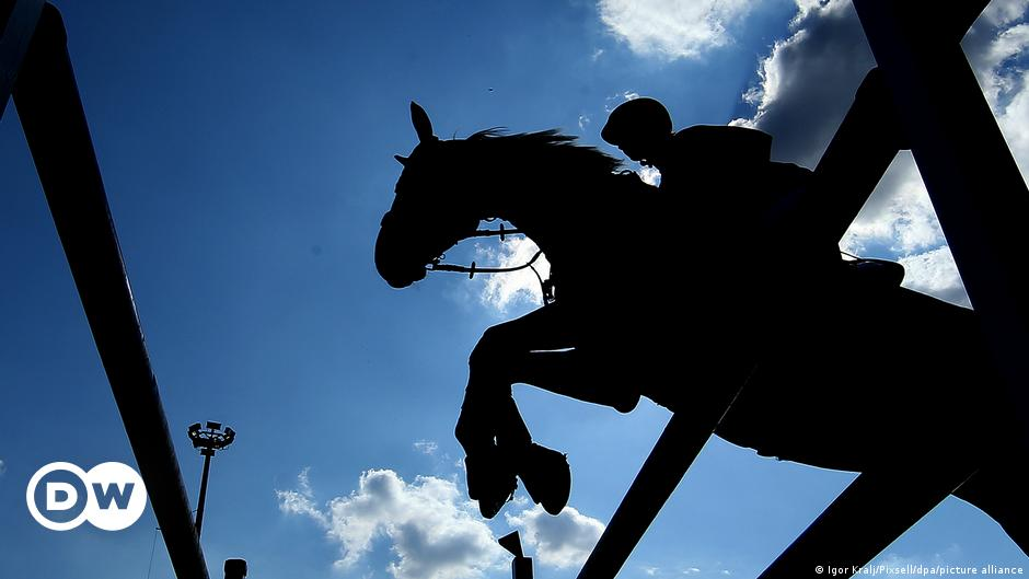 Deadly herpes virus outbreak in equestrian sports