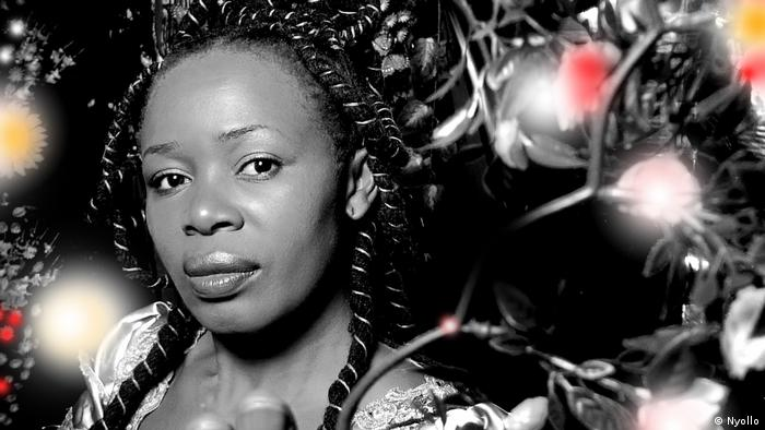 L'artiste camerounaise Sally Nyollo, co-auteure de la pièce de théâtre ZAYÈNÉ