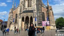 Deutschland Inda Marlina in Freiburg