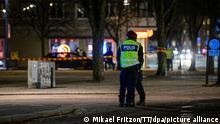 Schweden Vorfall in Vetlanda
