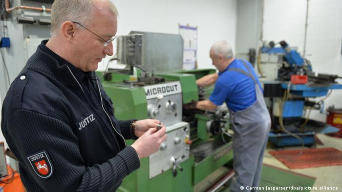 Deutschland Arbeit in Gefängnissen | JVA Oldenburg