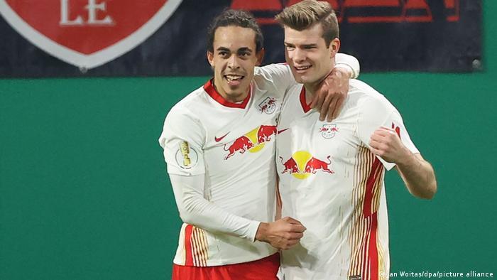 RB Leipzig v VfL Wolfsburg