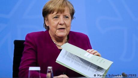 Ανάμικτες αντιδράσεις στη Γερμανία για το lockdown