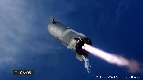 SpaceX Starship Test