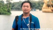 Myanmar I Journalist Thein Zaw