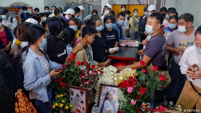 Weltspiegel 04.03.2021 | Myanmar Militärputsch |Trauer um Todesopfer in Mandalay