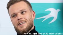 Gabrielius Landsbergis Außenminister Litauen