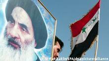 Irak Großajatollah Ali as-Sistani