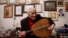 Iran Musiker Mansour Nariman