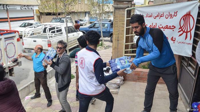 جمعیت امام علی از معروفترین نهادهای مدنی در ایران است