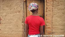Autor: Bernardo Jequete. Manica DW Korrespondent Ort: Manica, Mosambik Thema: Mädchen in Manica Mosambik, gezwungen zum Heiraten