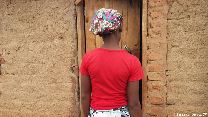Mosambik Zwangsheirat Frauen Mädchen