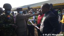 Wahl Nakuru Kenia
