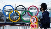 Japan Olympische Spiele 2021 Coronavirus