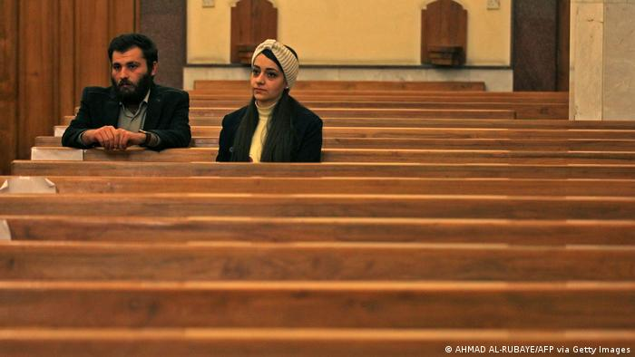 تعداد شهروندان مسیحی عراق در دو دهه اخیر دو سوم کاهش یافته است.