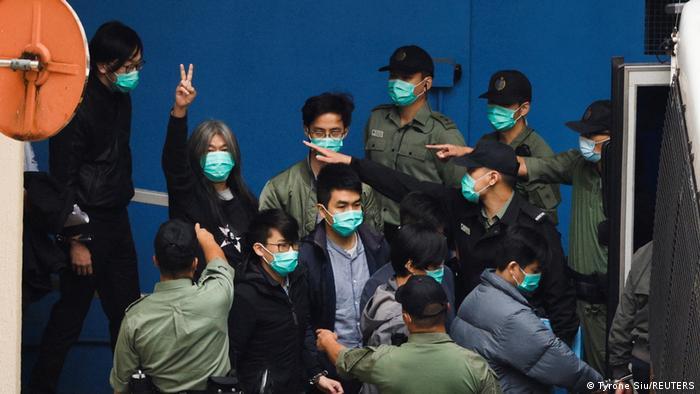 Hongkong prodemokratischer Protest
