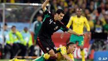 Fußball WM 2010 Südafrika Mexiko