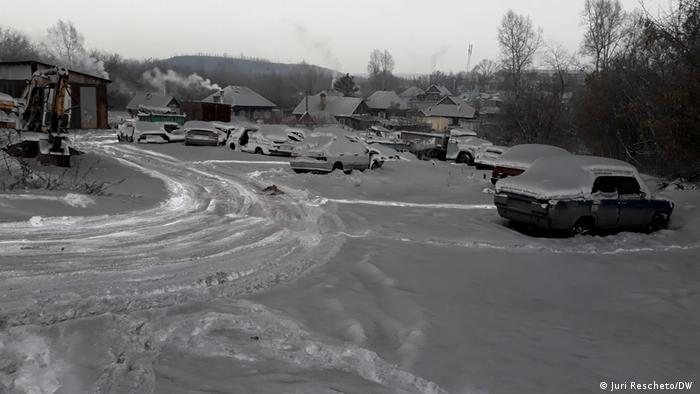 В град Кисельовск