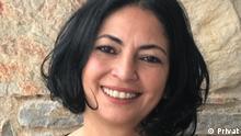 Emine Algan, DW Korrespondentin in Istanbul / Türkei