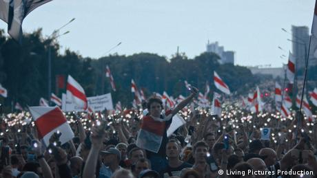 A new documentary looks at the peaceful resistance to Alexander Lukashenko's regime in Belarus.