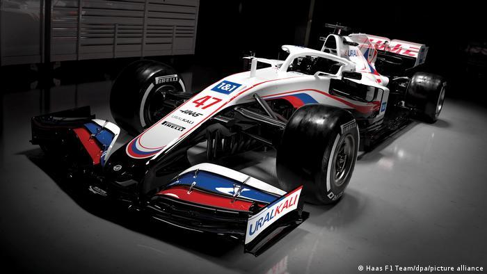 BG Formel 1 – Autos und Fahrer 2021