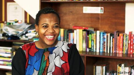 DW Kultur.21 | Zukiswa Wanner, Schriftstellerin + Verlegerin, Nairobi