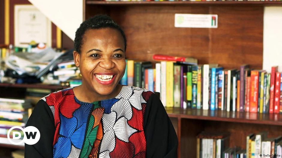 The networker - Zukiswa Wanner