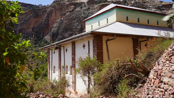 St.Mary's church in Tigray.