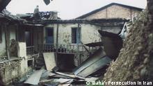 Iran Verfolgung Baha'i Zerstörtes Dorf Ivel