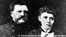 Alois Hitler und Klara Hitler, Eltern von Adolf Hitler