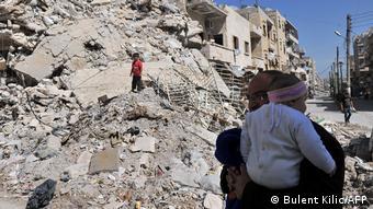 La guerre en Syrie a conduit à l'exil des millions de Syriens