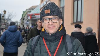 Правозащитник из Бреста Роман Кисляк