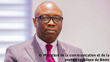 Bénin : Alain Orounla en interview sur la DW