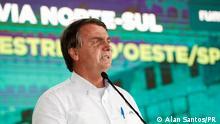 Brasilien Präsident Jair Bolsonaro.