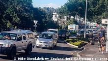 Neuseeland | Tsunamiwarnung nach Erdbeben