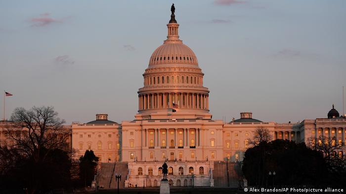 USA Washington Kapitol