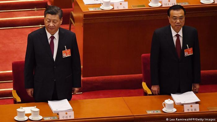 نخستوزیر و رئیسجمهوری چین در نشست سالانه کنگره خلق