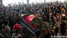 Myanmar | Proteste gegen Militärputsch: Beerdigung eines erschossenen Demonstranten