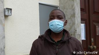 Portugal, Lissabon | Félix Saviola, Patient aus Angola