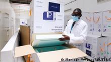 Weltspiegel 05.03.2021 | Corona |Kenia Nairobi |AstraZeneca-Impfstoff