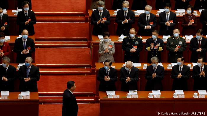 Weltspiegel 05.03.2021 | China Peking Nationaler Volkskongress