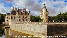 Internationaler Frauentag | Schloss Chenonceau in Frankreich