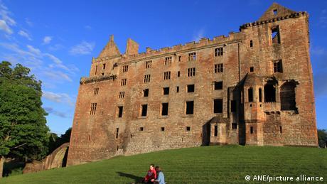 Internationaler Frauentag | Linlithgow Palace in Schottland | Geburtsort Maria Stuart