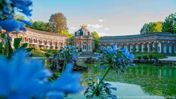 Palacio Nuevo de Bayreuth.