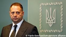 Ukraine Kiew | Andriy Yermak Leiter des Präsidentenbüros