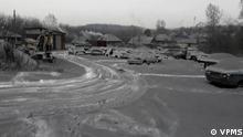 Fokus Europa, Russland, schwarzer Schnee