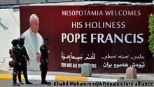 Papst Franziskus zu Besuch im Irak
